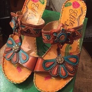 Sandals by Corkys